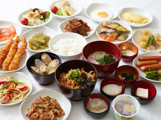 名古屋榮多米豪華酒店(Dormy Inn Premium Nagoya Sakae)餐廳
