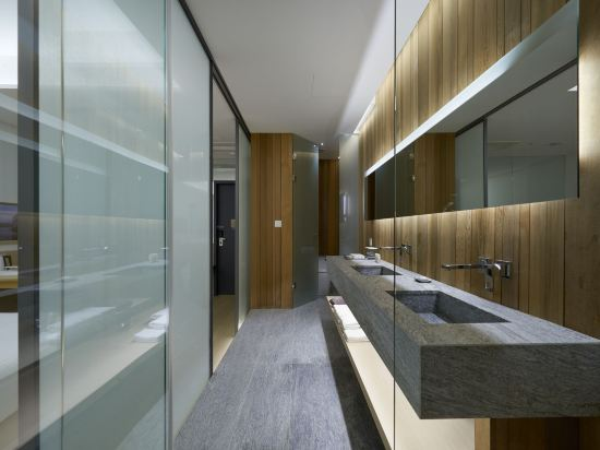首爾明洞喜普樂吉酒店(Sotetsu Hotels The SPLAISIR Seoul Myeongdong)豪華家庭雙床房