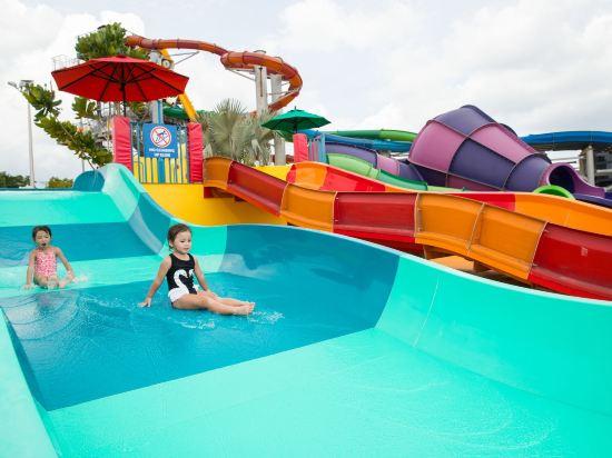新加坡城東樂怡渡假村(D'Resort @ Downtown East Singapore)室外游泳池