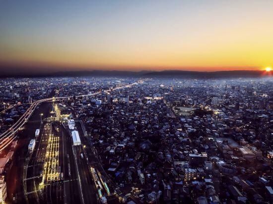 名古屋王子大飯店(Nagoya Prince Hotel Sky Tower)天際特大床房