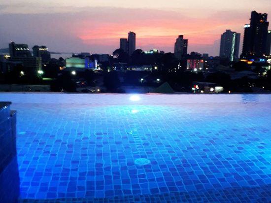 芭堤雅T酒店(T Pattaya Hotel)健身娛樂設施