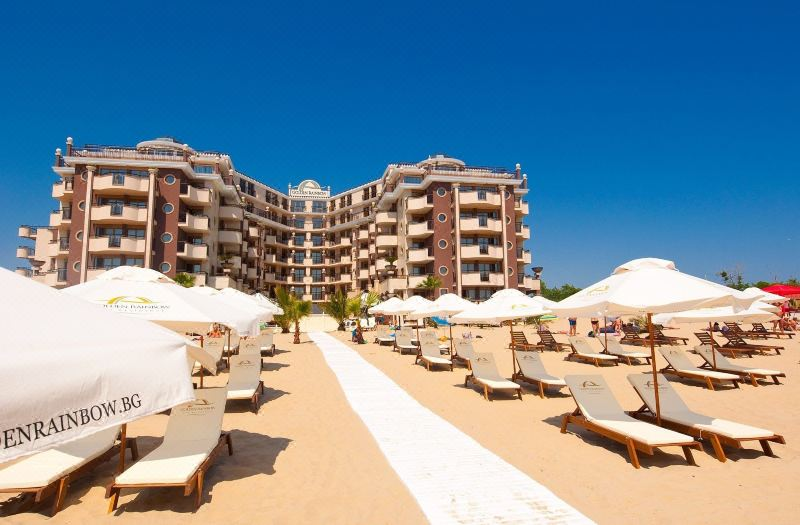 金色伊那倫巴海灘酒店Hotel Golden Ina-Rumba Beach-All Inclusive