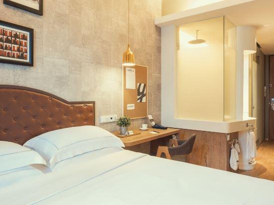 新加坡G酒店(Hotel G Singapore)美好特大床客房