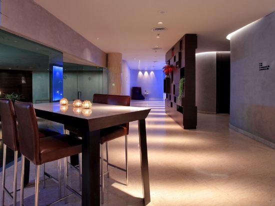 曼谷利特公寓(LiT BANGKOK Residence)餐廳