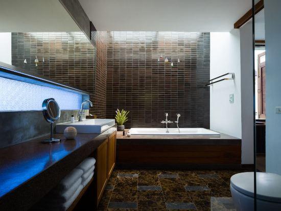 華欣阿爾弗里斯科露天海景度假酒店(Let's Sea Hua Hin Al Fresco Resort)月亮甲板亞庫奇套房