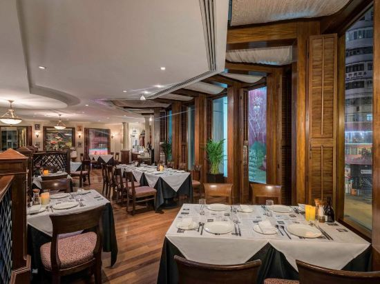香港諾富特世紀酒店(Novotel Century Hong Kong)餐廳