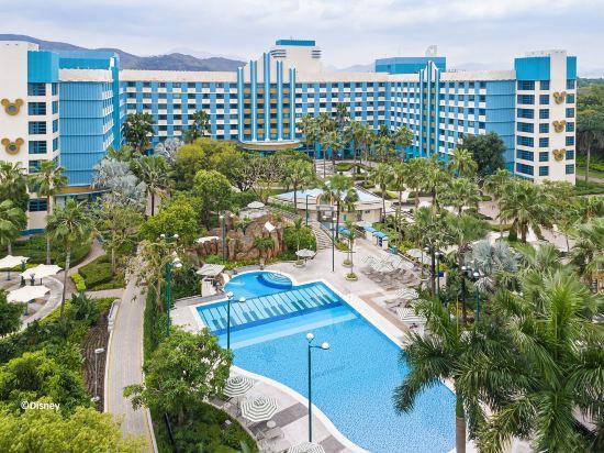 迪士尼好萊塢酒店(Disney's Hollywood Hotel)健身娛樂設施