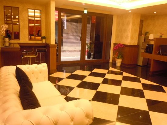 台北璞漣商旅-西門店(Hotel Puri Ximen)公共區域