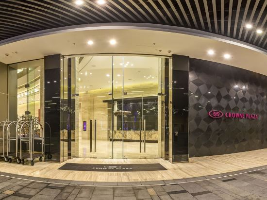 香港九龍東皇冠假日酒店(Crowne Plaza Hong Kong Kowloon East)外觀