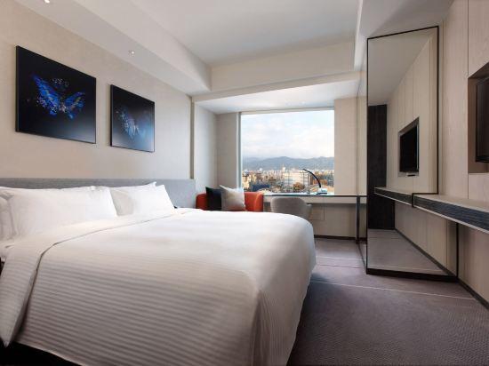 台北寒舍艾麗酒店(Humble House Taipei)精緻客房大床房