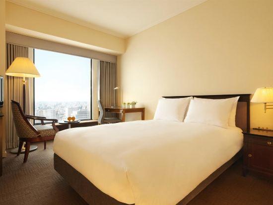 東京凱悦酒店(Hyatt Regency Tokyo)大號床房