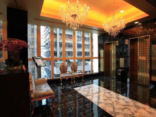 香港華麗都會酒店(Grand City Hotel)公共區域