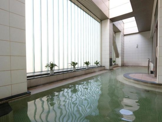 札幌王子酒店(Sapporo Prince Hotel)室內游泳池