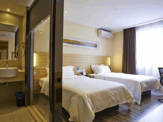 城市便捷吉隆坡武吉免登店(City Comfort Hotel Bukit Bintang)高級雙床房