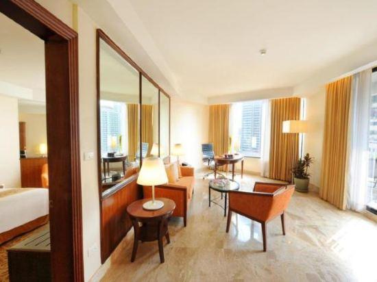 曼谷瑞博朗德酒店(Rembrandt Hotel Bangkok)露台套房