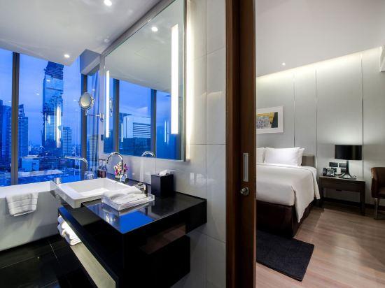 曼谷安曼納酒店(Amara Bangkok Hotel)俱樂部10房