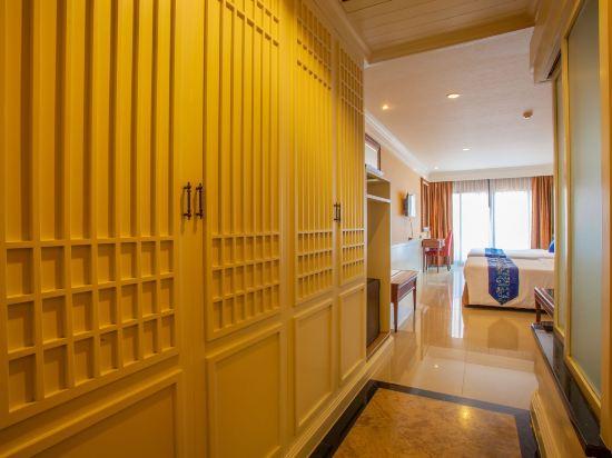 花築·芭堤雅海豚灣酒店(Floral Hotel · Dolphin Circle Pattaya)豪華房