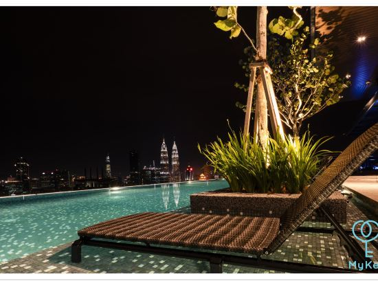吉隆坡星匯公寓式酒店(Expressionz Professional Suites by MyKey Global)健身娛樂設施