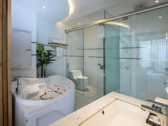 峴港西西里亞水療酒店(Cicilia Hotel & Spa Da Nang)好萊塢奢華水療特大床房