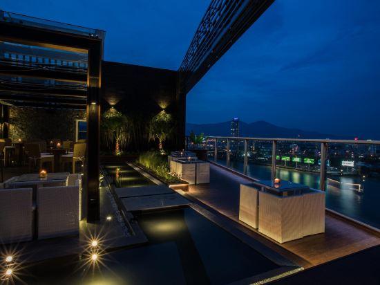 輝煌酒店(Brilliant Hotel)室外游泳池