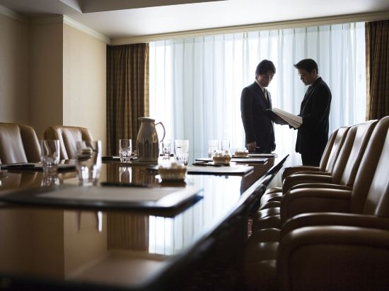 名古屋萬豪酒店(Nagoya Marriott Associa Hotel)會議室