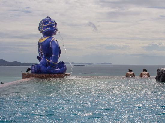 芭堤雅暹羅設計酒店(Siam@Siam Design Hotel Pattaya)其他
