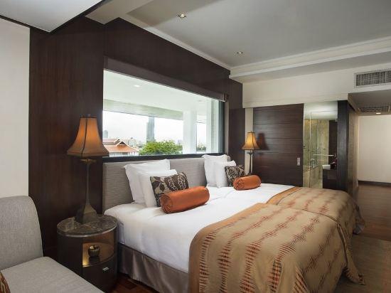 曼谷河畔安納塔拉度假酒店(Anantara Riverside Bangkok Resort)河景小套房