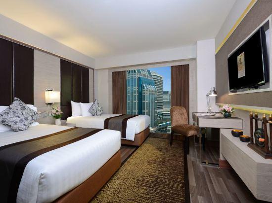 康帕斯酒店集團素坤逸11巷瑞士大酒店(Grand Swiss Sukhumvit 11 by Compass Hospitality)行政房