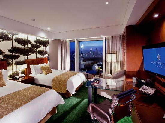 首爾世貿中心洲際酒店(InterContinental Seoul COEX)標準房