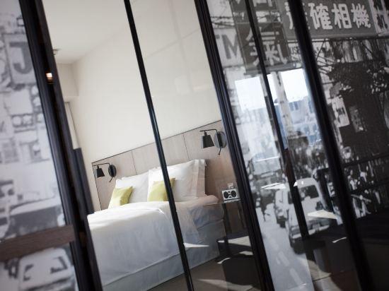 香港九龍貝爾特酒店(Pentahotel Hong Kong Kowloon)貝爾特高級客房