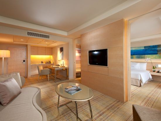 吉隆坡希爾頓逸林酒店(DoubleTree by Hilton Kuala Lumpur)行政套房