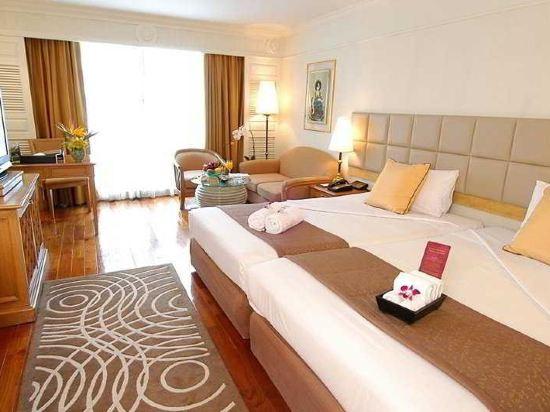 曼谷馬奎斯皇后公園萬豪酒店(Bangkok Marriott Marquis Queen's Park)其他