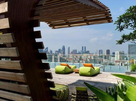 新加坡烏節門真酒店(Hotel Jen Singapore Orchardgateway by Shangri-La)健身娛樂設施