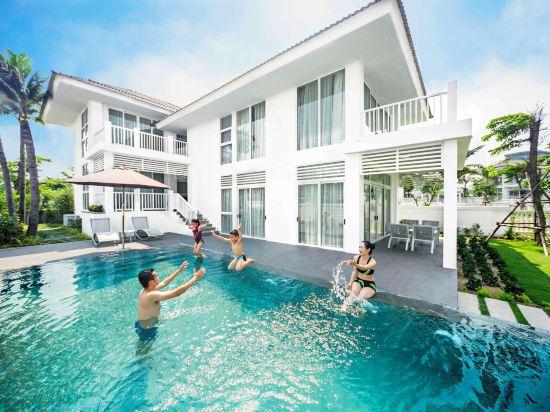 峴港雅高尊貴度假村(Premier Village Danang Resort Managed by AccorHotels)園景三卧室別墅(帶私人小型泳池)