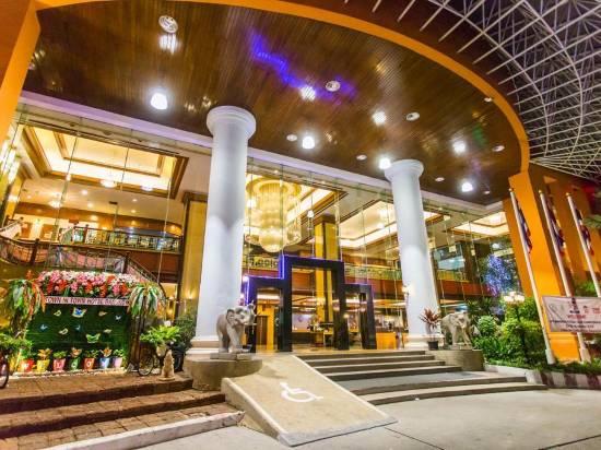 曼谷城中城酒店