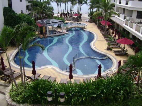 皇家華欣海灘度假酒店(The Imperial Hua Hin Beach Resort)室外游泳池