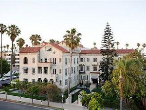 聖莫妮卡帕里豪斯酒店(Palihouse Santa Monica)