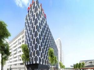 維也納中央火車站高級品質星辰酒店(Star Inn Hotel Premium Wien Hauptbahnhof, by Quality)