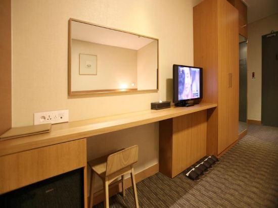 首爾天空花園酒店明洞中心店(Hotel Skypark Central Myeongdong Seoul)豪華房