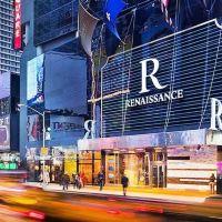紐約時代廣場萬麗酒店酒店預訂