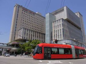 高岡曼藤伊可瑪酒店(Takaoka Manten Hotel Ekimae)