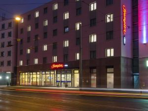 紐倫堡市中心希爾頓歡朋酒店(Hampton by Hilton Nürnberg City Center)