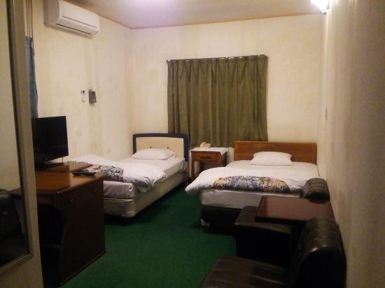 吉田酒店(Yoshida Hotel)雙床房