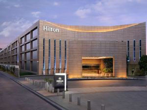 希爾頓班加羅爾使館高爾夫酒店(Hilton Bangalore Embassy GolfLinks)