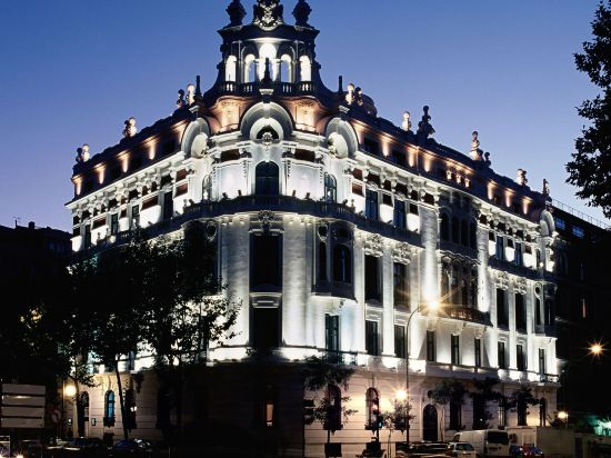 Hotel Palacio Del Retiro Autograph Collection