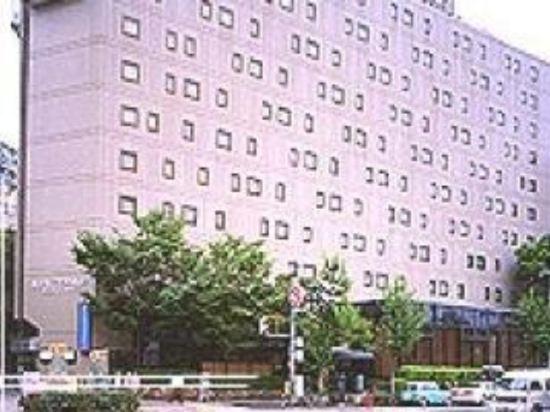 大阪一致酒店(Hotel Consort Osaka)外觀