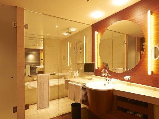 東京君悅酒店(Grand Hyatt Tokyo)君悅特大床套房