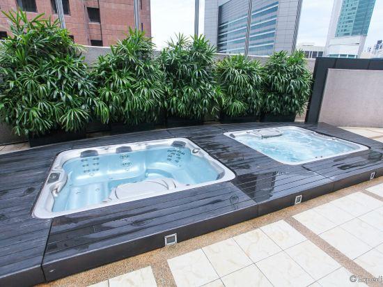 新加坡 M 酒店(M Hotel Singapore)室外游泳池