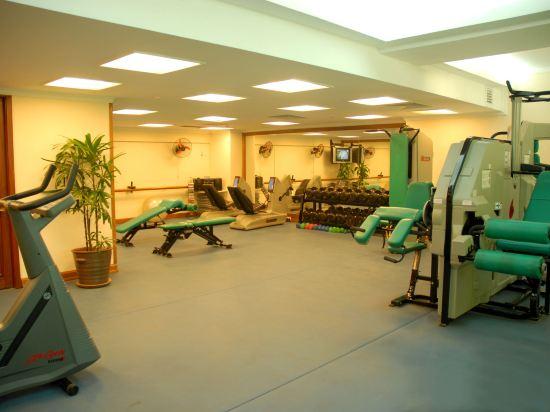 峴港富麗華大酒店(Furama Resort Danang)健身房
