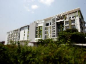 日惹財富酒店(Hotel Dafam Fortuna Seturan Yogyakarta)